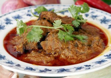 Recipe - Daging rendang - Beef rendang