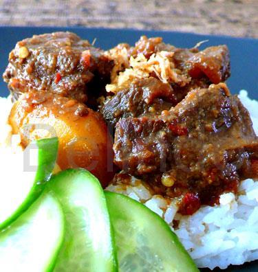 Recipe - Daging semur - Beef semur