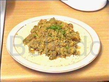 Recipe - Kari sapi - Coconut beef curry
