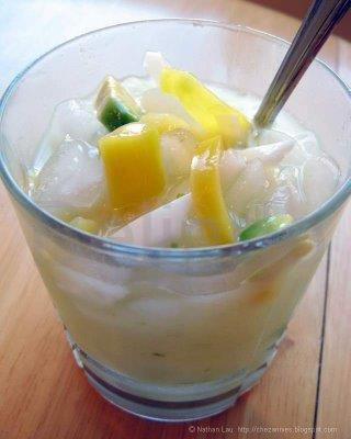 Recipe - Es teler - Iced mixed fruit drink