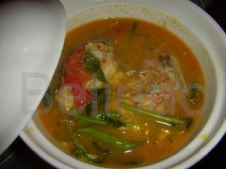 Recipe - Ikan kuah kuning - Fish in yellow soup