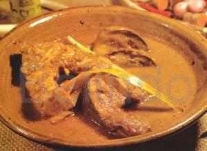 Recipe - Ikan kuah lada - Fish in peppery gravy