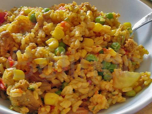 Recipe - Nasi goreng - Fried rice