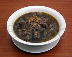 Recipe - Sop Rawon - East Java traditional beef soup