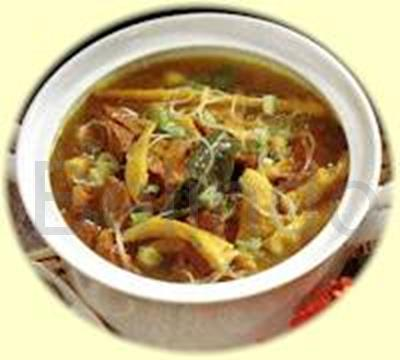 Recipe - Soto Madura - Madura Island style soup